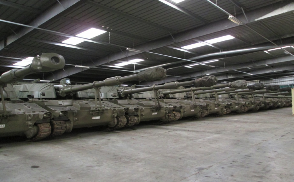 howitzer-m109-155mm